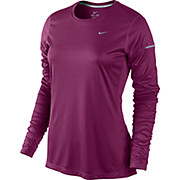 Nike Miler Womens Long Sleeve Top AW13